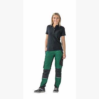 huge discount 67797 c5289 NORIT Damen Bundhose grün/schwarz Arbeitskleidung