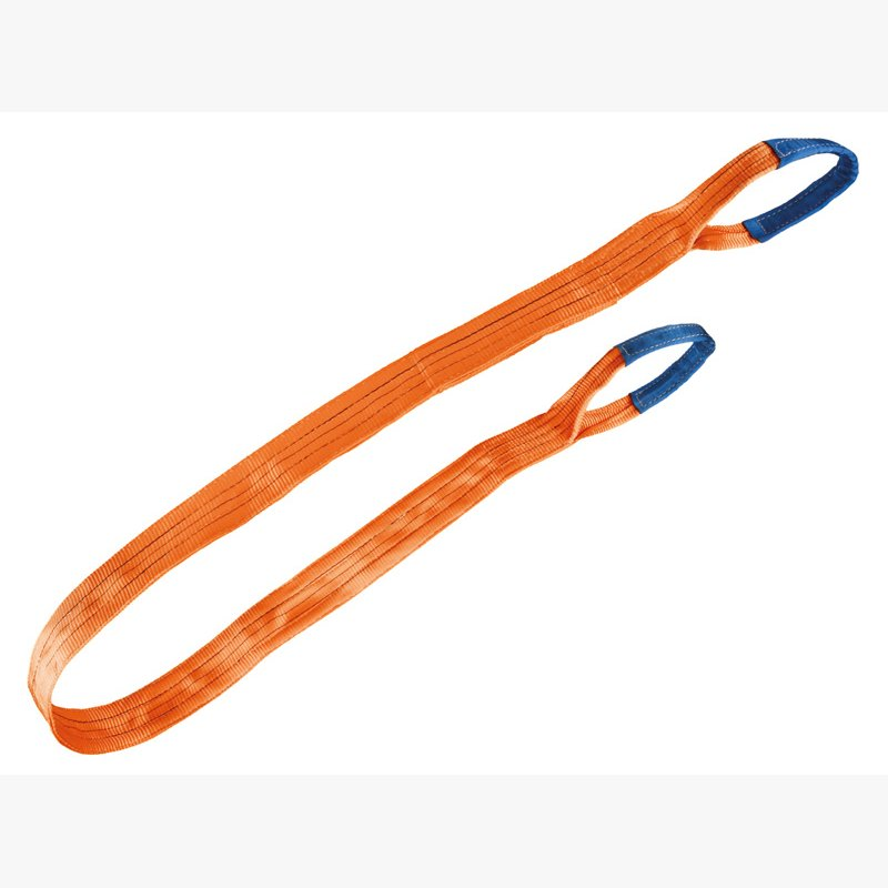 Hebeband, WLL 10000kg,orange 8m