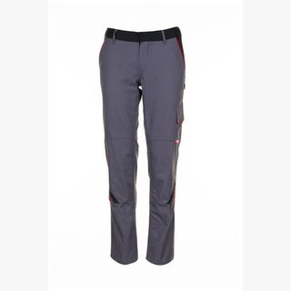 Highline Damen Bundhose schiefer/schwarz/rot