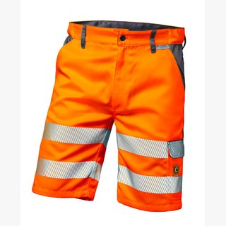 Warnschutz-Short Elysee Lyon orange